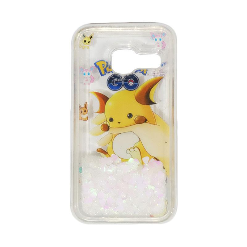 harga VR Softcase Softshell Aquarium Water Glitter Pokemon Edition for Samsung Galaxy J1 Mini - Versi 8 Blibli.com