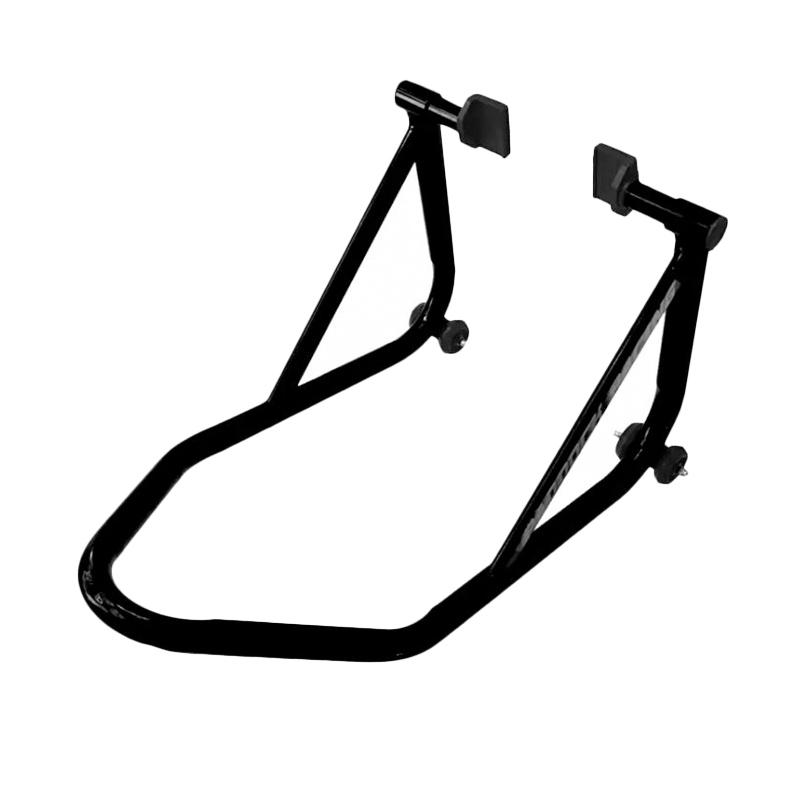 Raja Motor Model Lurus Standar Paddock for Honda CBR Universal - Hitam [SDT1003-ModelLurus-Hitam]
