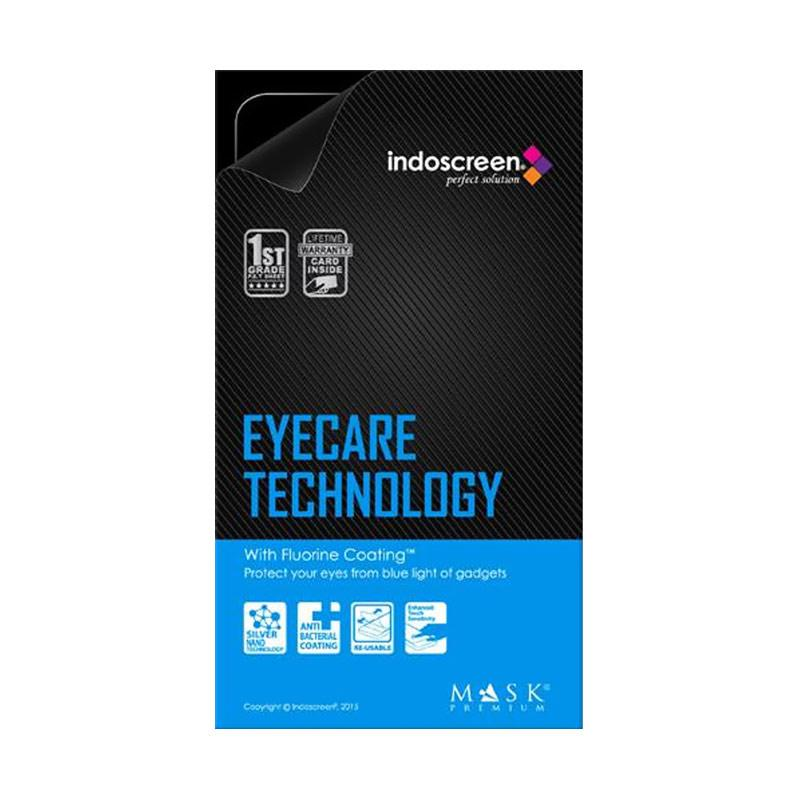 Indoscreen Mask Premium FC Anti Gores Screen Protector for Samsung Galaxy A320 - Clear [Fullset]