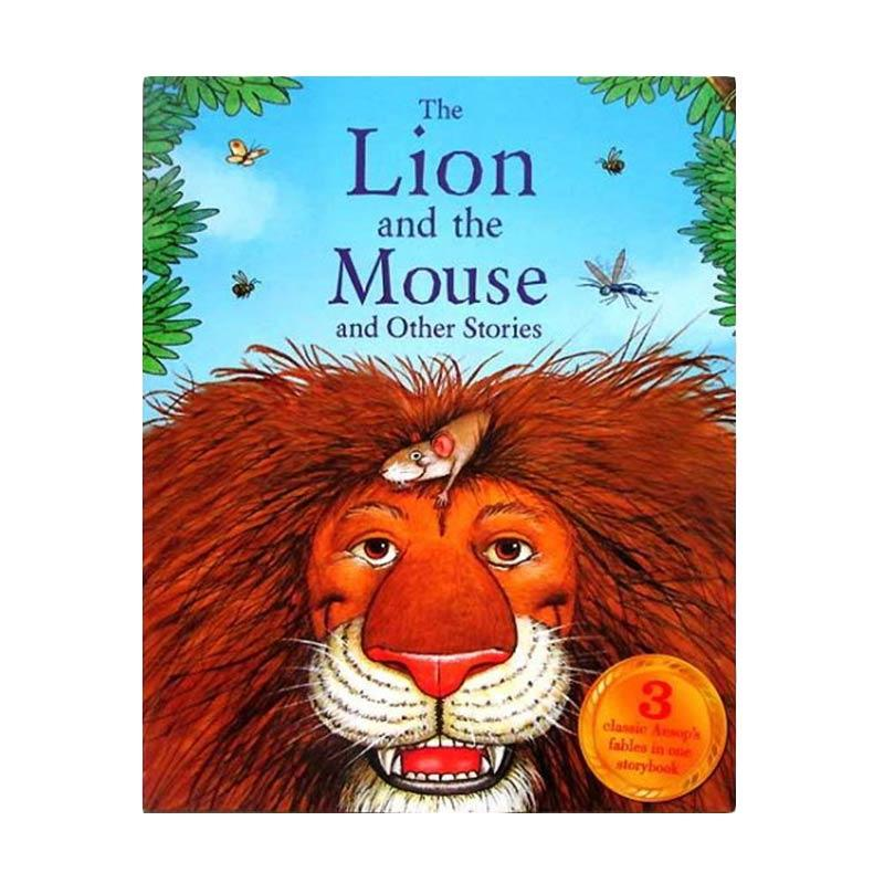 harga Genius The Lion And The Mouse And Other Stories Buku Anak [3 Classic Aesop?s Fables In One Storybook] Blibli.com