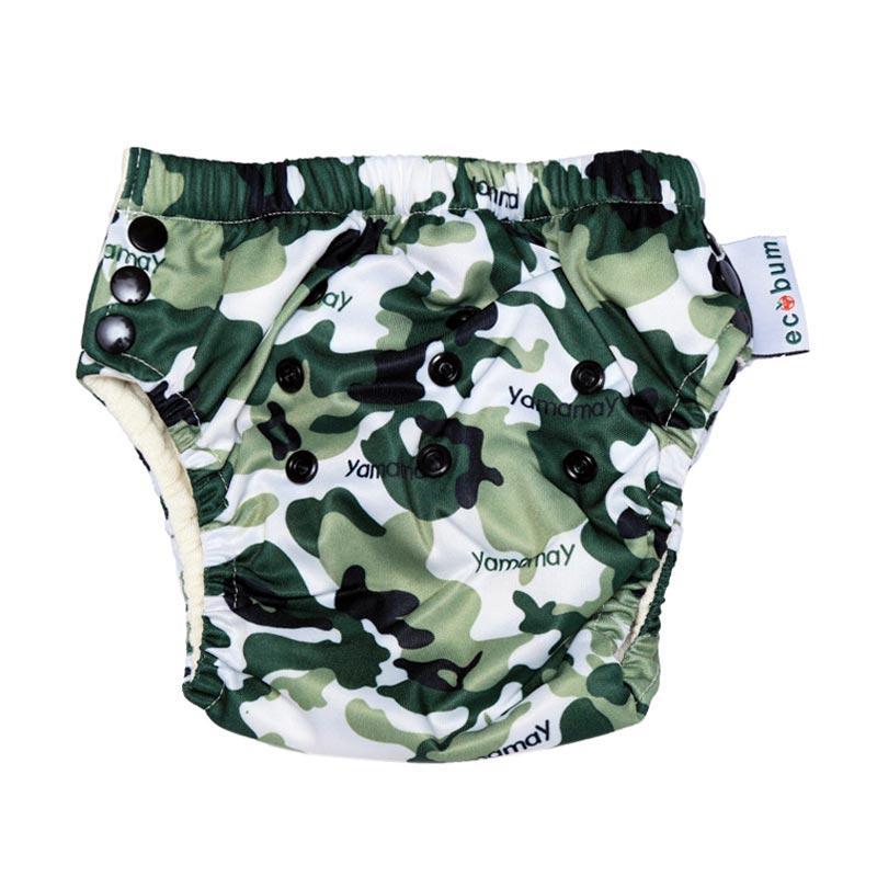 harga Ecobum Super 4 in 1 Trainer Woodland Camo Popok Kain [Trainingpants, Swim Diaper, AIO Diapers, AI2 Diapers] Blibli.com