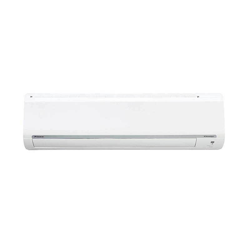 Daikin FTKV25NVM4 AC Hi-Inverter Thailand R32 [1PK] + Instalasi + Vacum +  Pipa + Kabel 5 m + Duct + Bracket