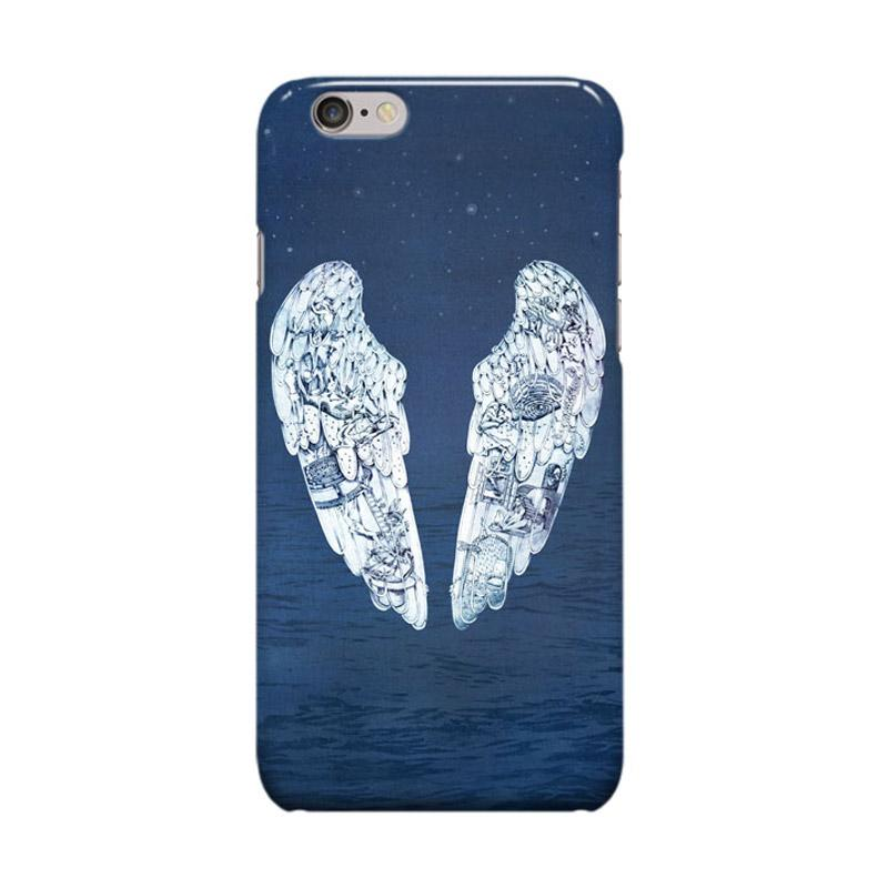 Indocustomcase Cold Play Gost Stories Casing for Apple iPhone 6 Plus or iPhone 6S Plus