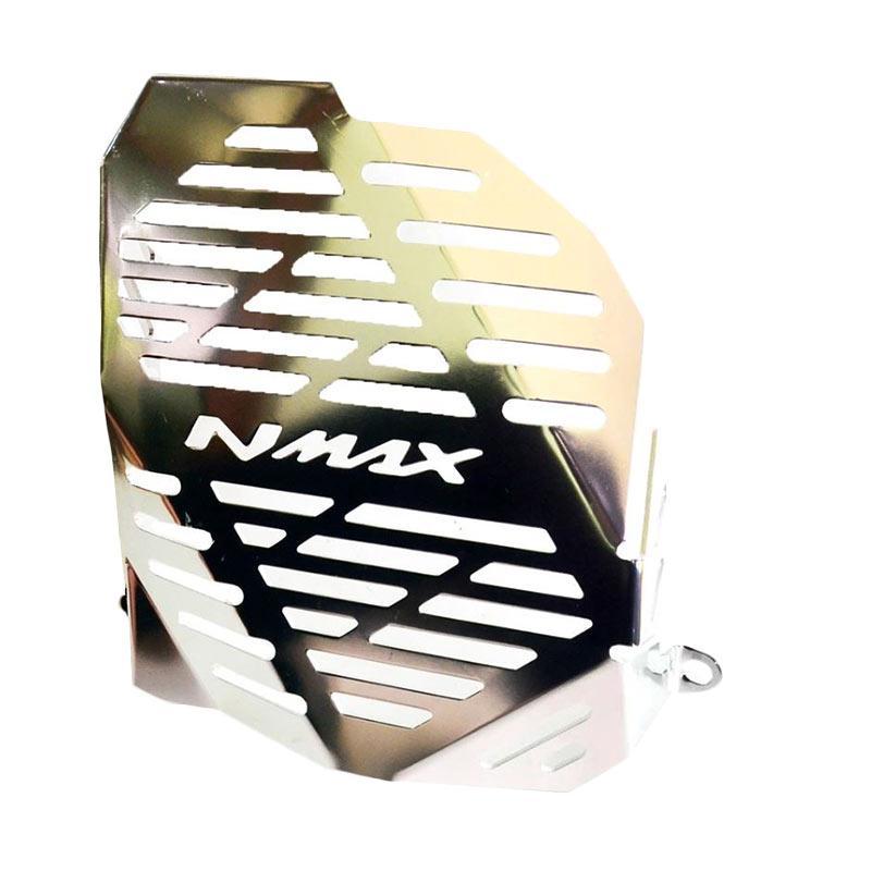 harga Raja Motor Aksesoris Motor Cover Radiator Almunium for Yamaha NMax - Silver [TRD3091-Silver] Blibli.com