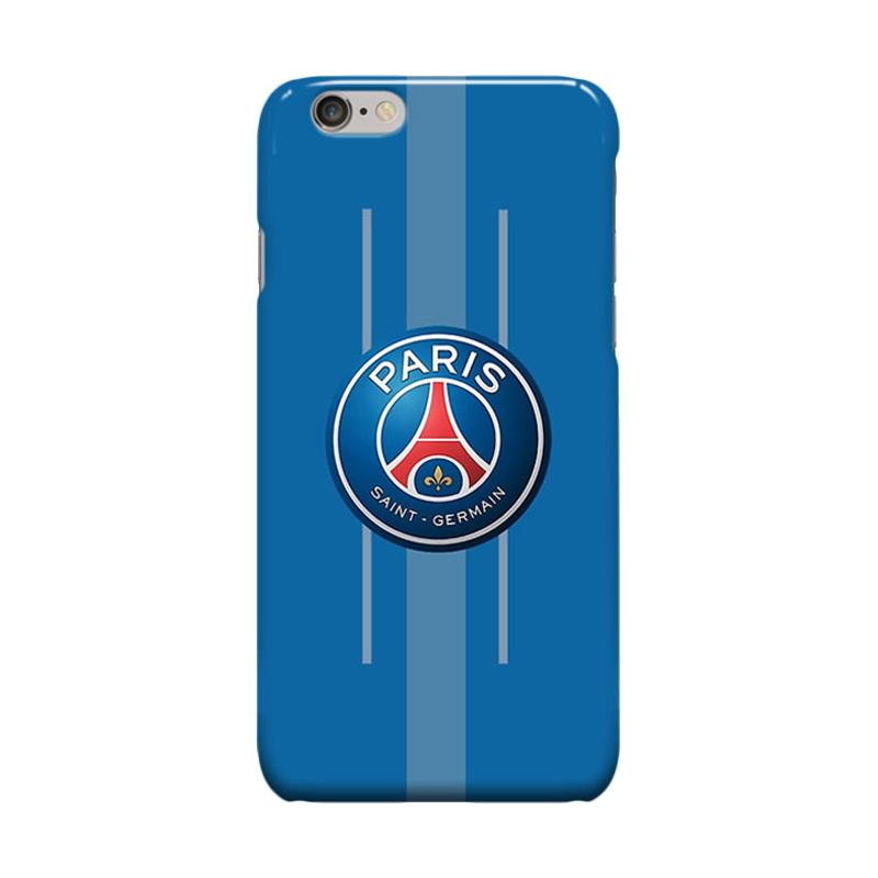Indocustomcase Paris Saint Germain FC PSG03 Cover Casing for Apple iPhone 6 Plus or 6S Plus