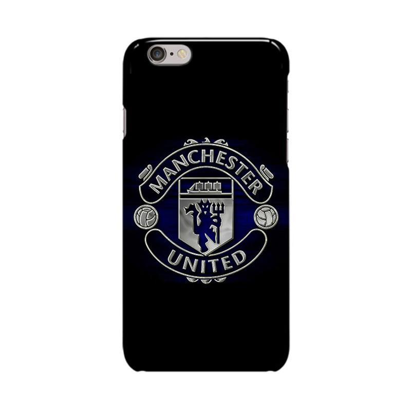 Indocustomcase Menchester United Logo MANU10 Case Casing for Apple iPhone 6 Plus or 6S Plus