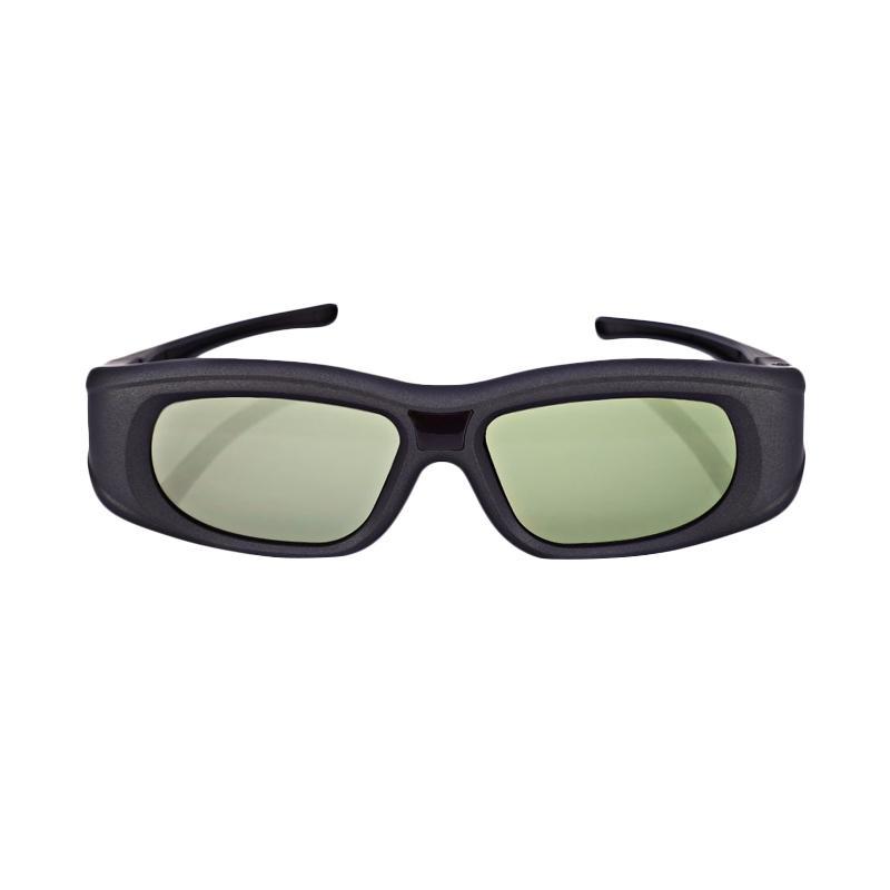 Kacamata 3D Active Shutter Glasses for Samsung/Sony/Toshiba/Sharp/Panasonic/Xiaomi MI TV 2/Changhong