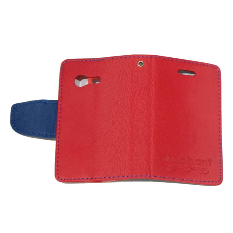 Elephant Flipshell Flip Cover Casing for Samsung Galaxy S5310/S5312 Galaxy Pocket Neo/Galaxy Pocket Y Neo - Red