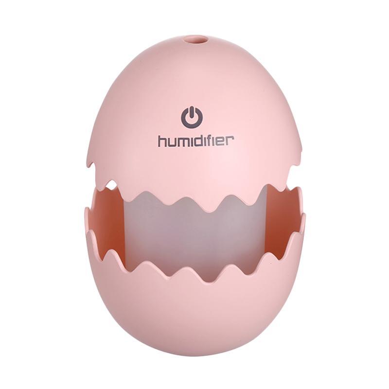 TOKUNIKU Broken Cracked Egg Design Aroma Diffuser Ultrasonic Humidifier