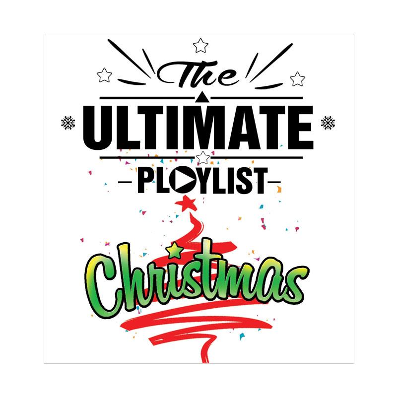 Universal Music Indonesia Various Artist - The Ultimate Playlist Christmas CD Musik