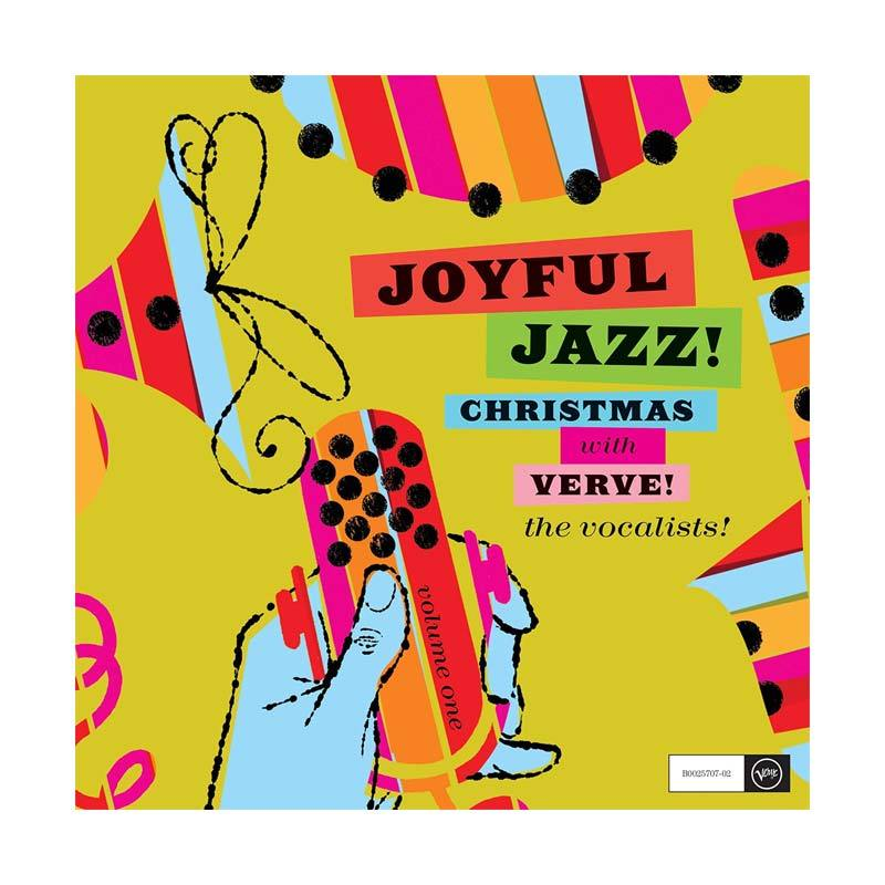 Universal Music Indonesia Various Artist Joyful Jazz Christmas With Verve CD Musik