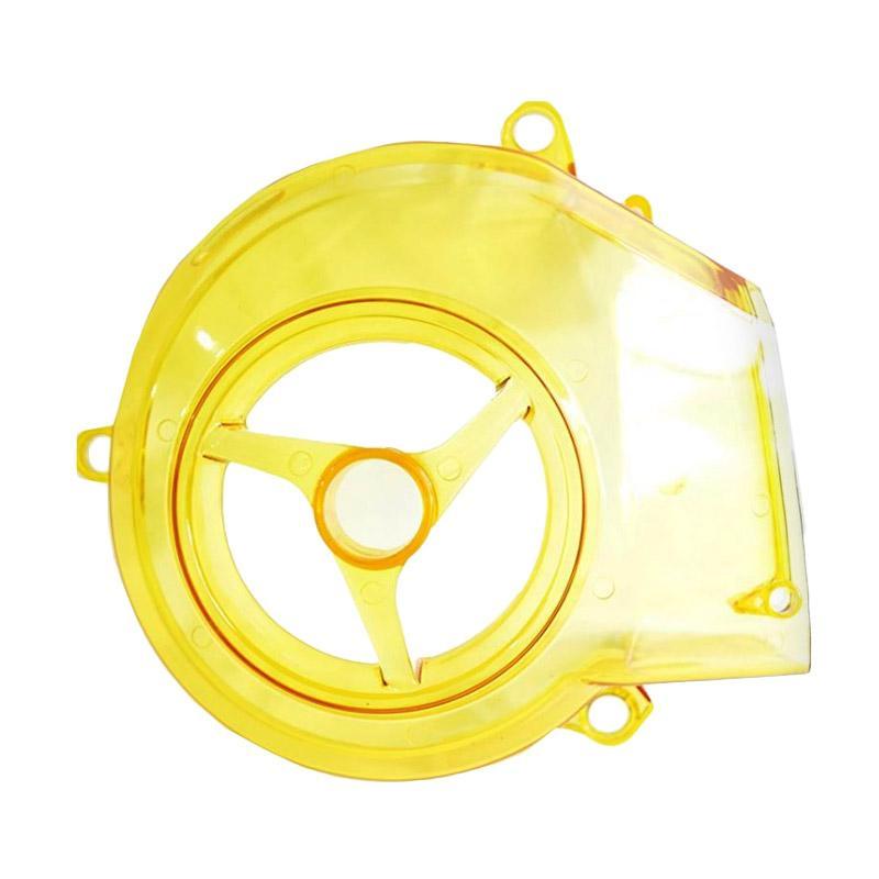 harga Raja Motor Aksesoris Motor Tutup Mesin untuk Yamaha Mio CBS - Kuning Transparan [TUM3011-KuningTransparan] Blibli.com