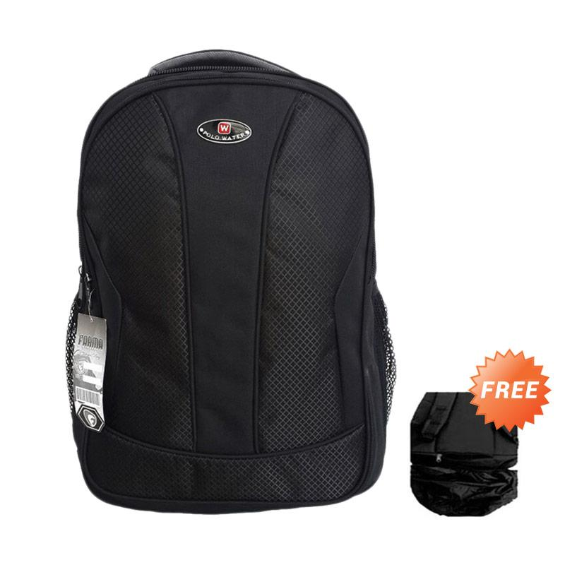 Polo USA W-Toll Backpack - Black
