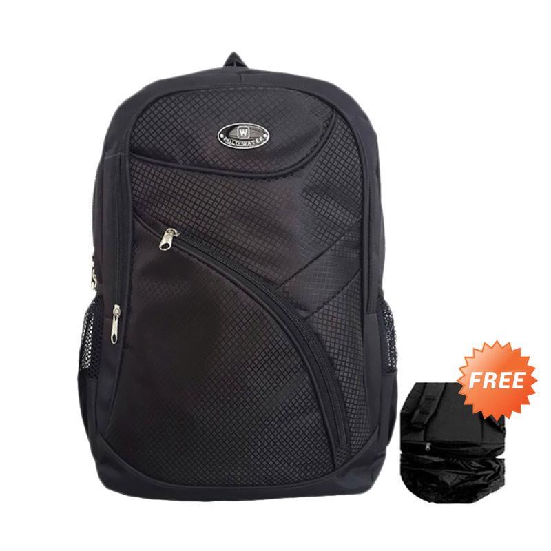 Polo USA W-Atlas Backpack - Black