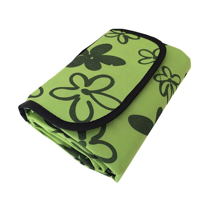 Cari Harga Eigia Tikar Tamasya Piknik Lipat Karpet Outdoor Source · Eigia Bunga Nylon Fleece fabric