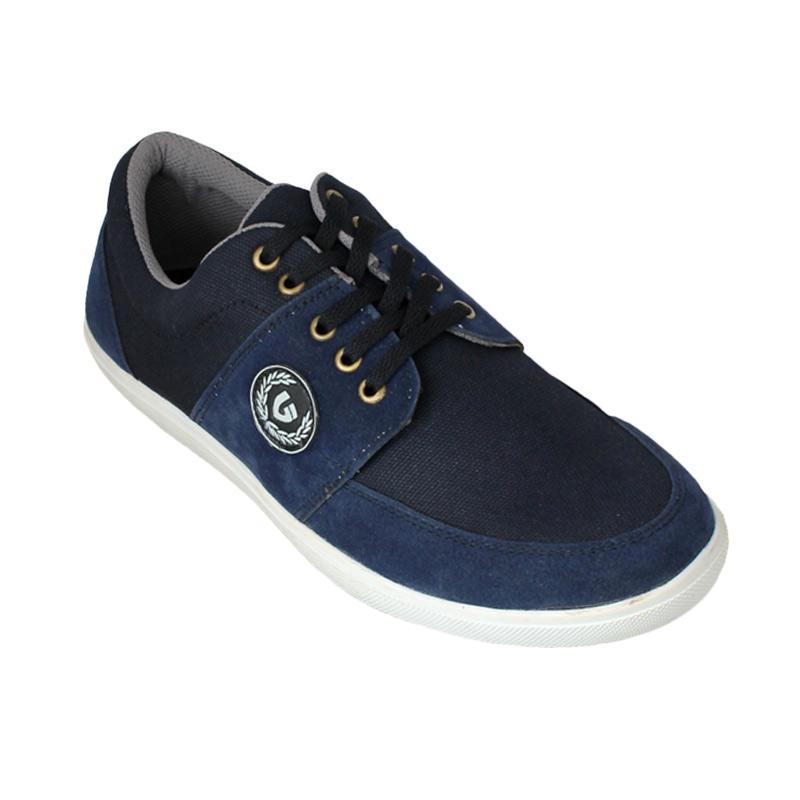 Garucci SH 1188 Sepatu Pria - Dark Blue