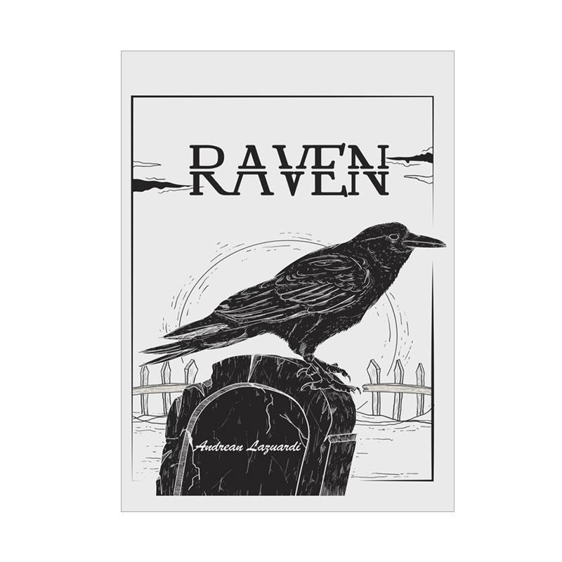 Guepedia Raven by Andrean Lazuardi Buku Novel