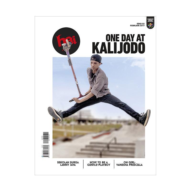 harga HAI One Dat At Kalijodo Majalah [02 Februari 2017] Blibli.com