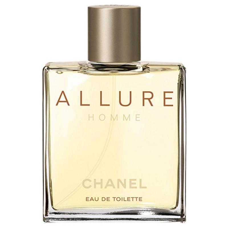 Chanel Allure Man EDT Parfum Pria [100mL] Ori Tester Non Box