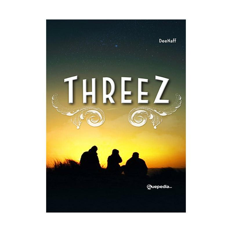 Guepedia Threez by DeeNaff Buku Novel