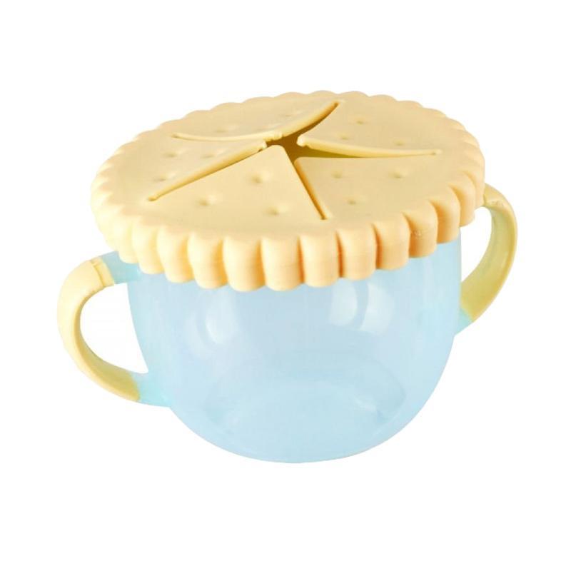 harga Ange Snack Cup Tempat Makan Bayi Blibli.com