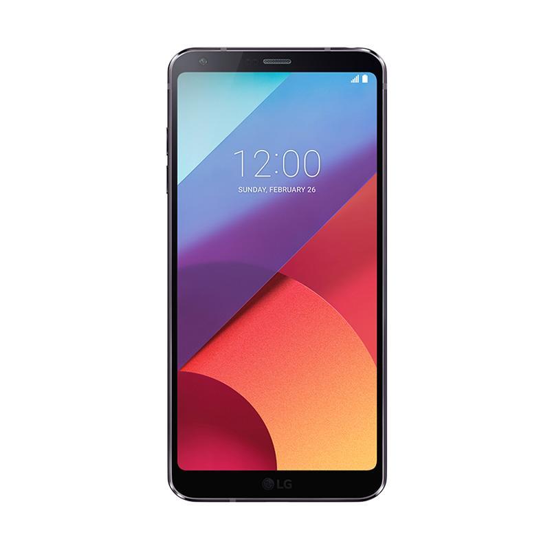 LG G6 Smartphone - Astro Black [64GB/4GB] Garansi RESMI LG Indonesia 1 Tahun