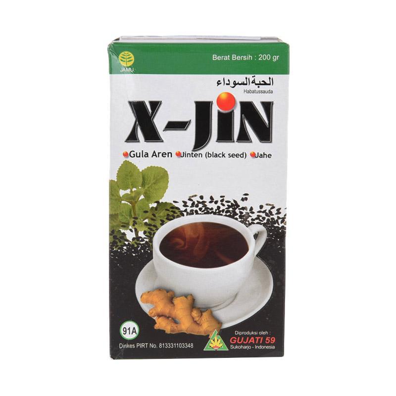 X-Jin jamu [200 g]