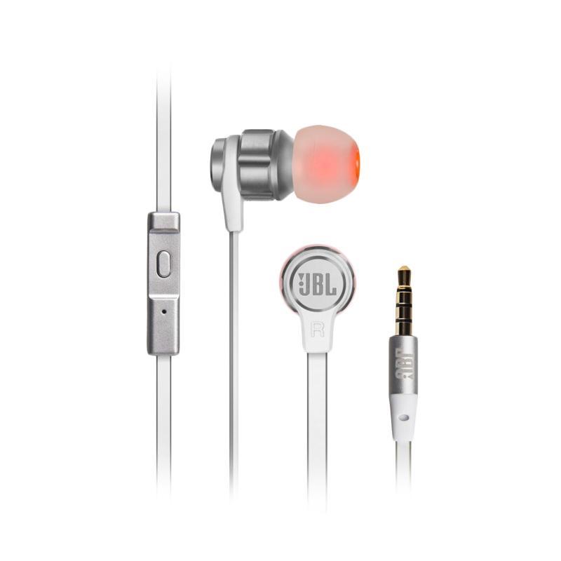 JBL T180A Headset - Silver