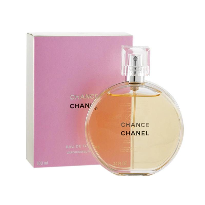 Chanel Chance for Woman EDT Parfum 100 mL Ori Tester Non Box