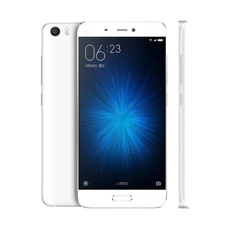 Xiaomi Mi5 Smartphone - White [64 GB/3 GB]