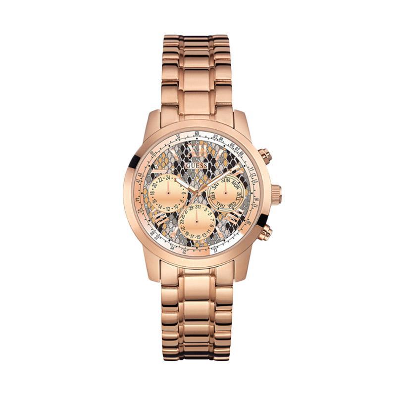 Guess W0448L9 Jam Tangan Wanita - Rose Gold