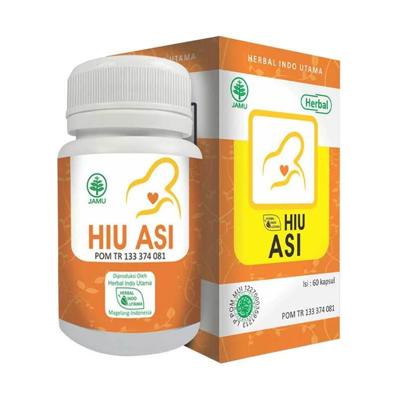 Rekomendasi Seller Cakcip HIU ASI Herbal Pelancar ASI