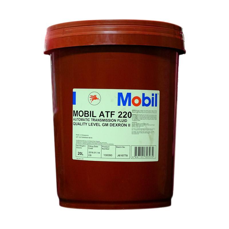 Mobil ATF 220 Pail