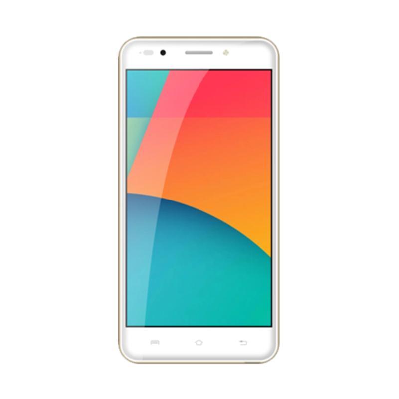 Lava Iris 870 Smartphone - Gold