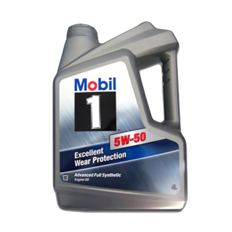 Mobil 1 5W-50 Galon