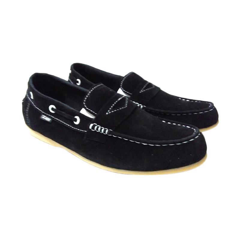 Zaeda Shoes Beach Sepatu Pria - Black