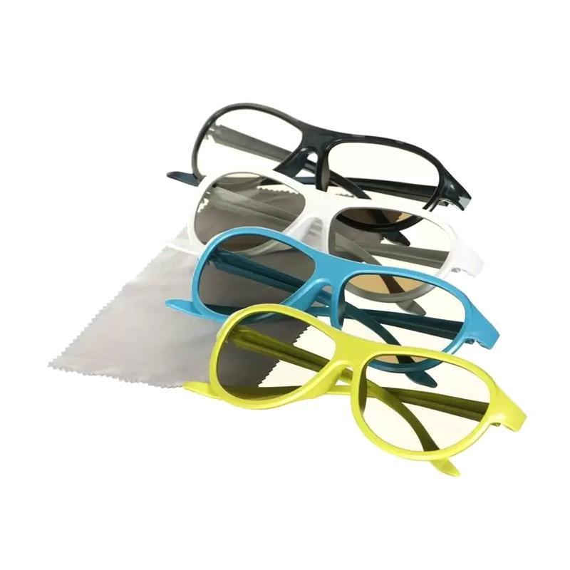 LG AGF315 Kacamata for LED 3D [4 pcs]