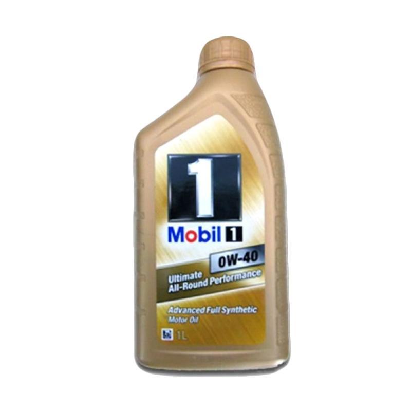 Mobil 1 0W-40 Botol