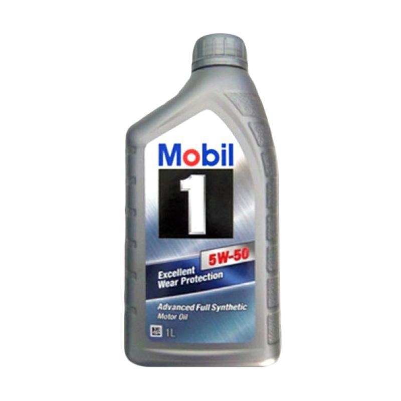 Mobil 1 5W-50 Botol