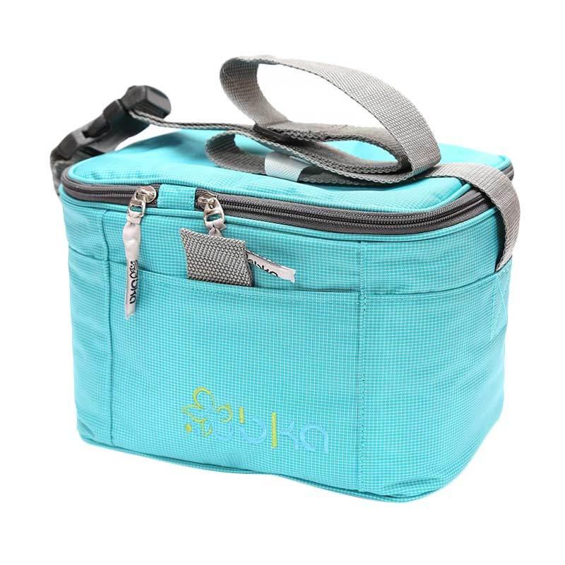 BKA Cooler Bag FREE 2 Botol Asi BKA - Tosca