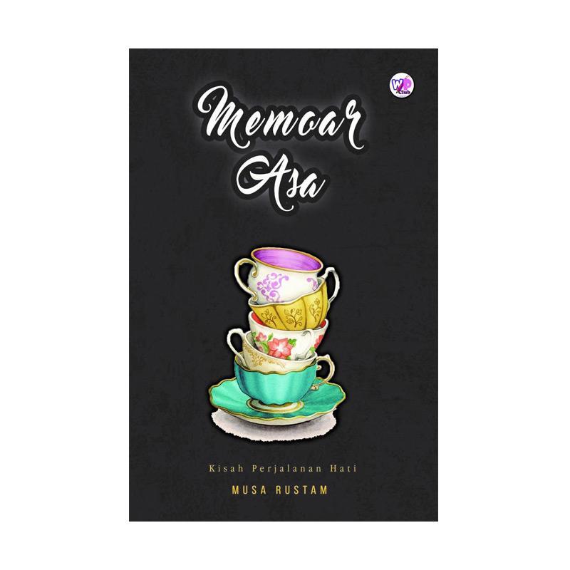 BukuUnik Memoar Asa by Musa Rustam Buku Novel