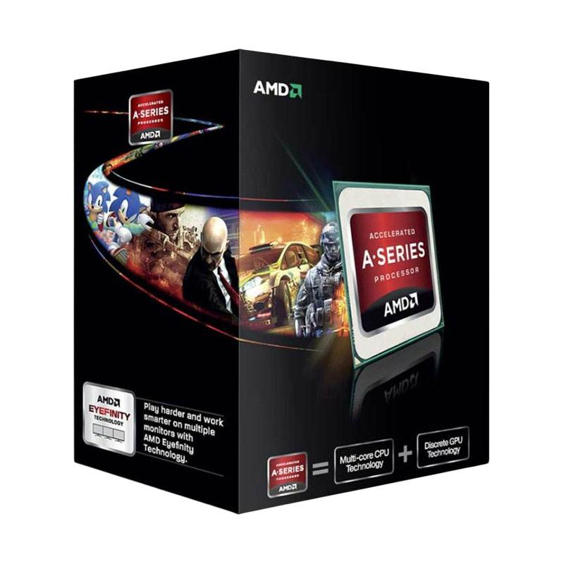 AMD A6 6400K Black Edition Processor