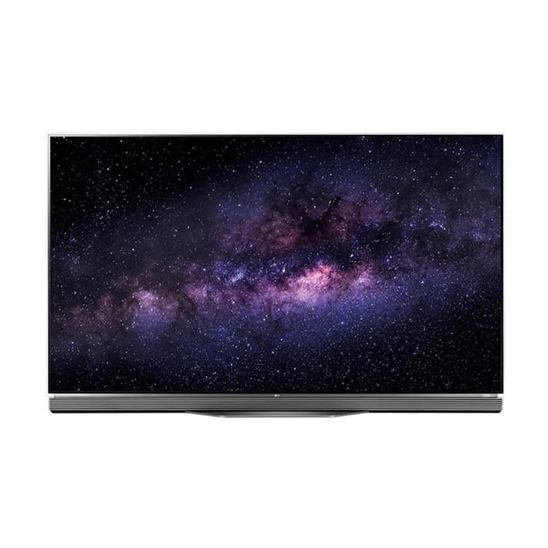 harga LG 65E6T OLED TV 4K UHD Smart 3D  [65 Inch] - Free kacamata 3D clip on 1bh, dual play 2bh, normal 4bh Blibli.com