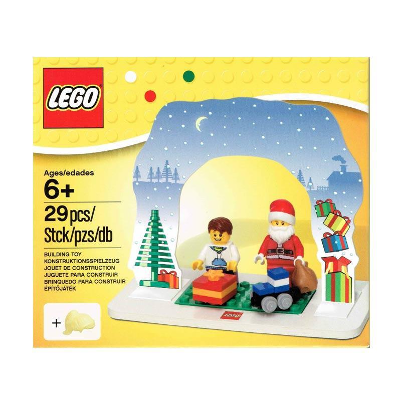 Lego 850939 Santa Set Mainan Blok & Puzzle