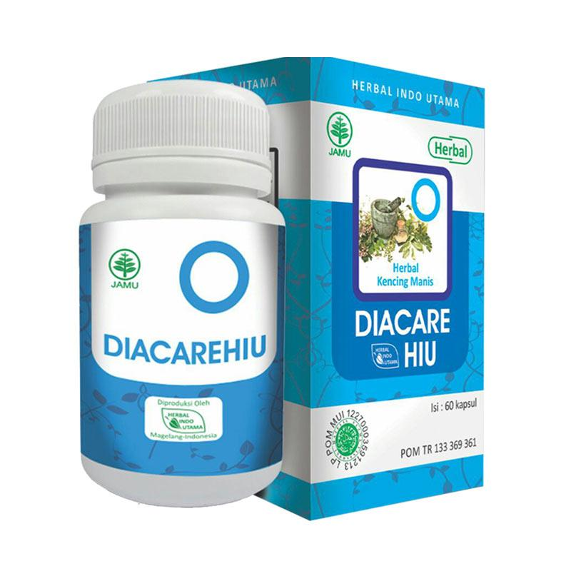Diacare HIU Obat Herbal Diabetes
