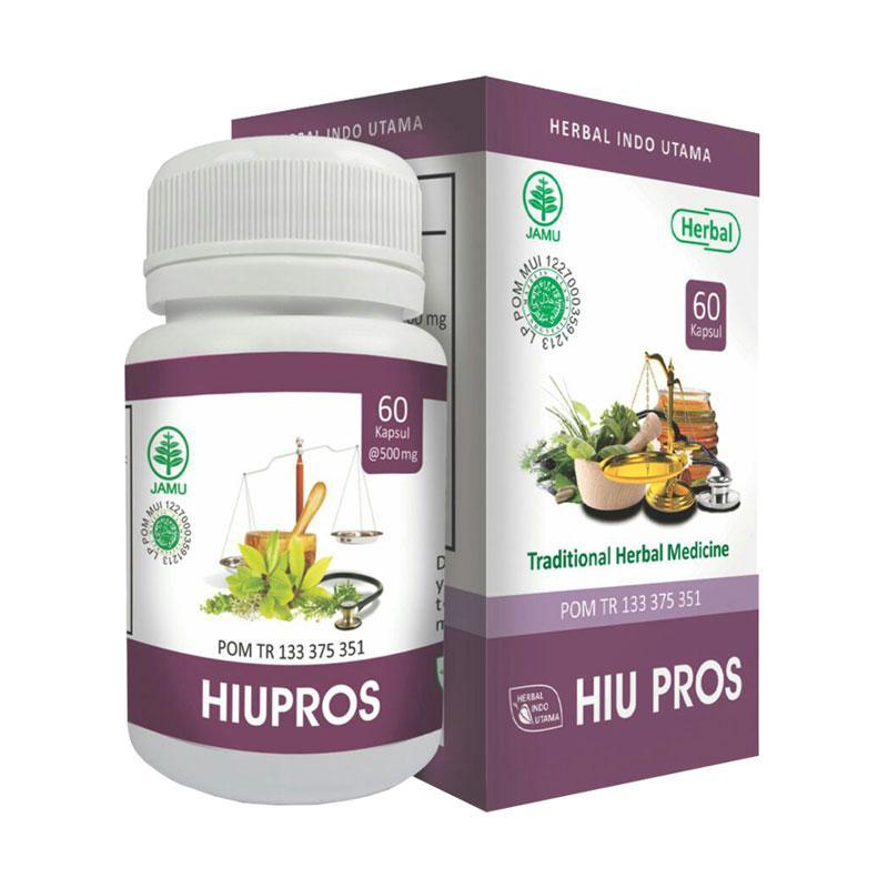 HIUPROS Obat Herbal Untuk Prostat