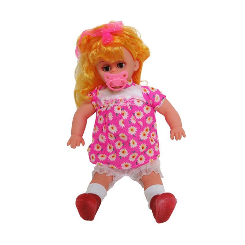 7L Boneka Susan - Pink