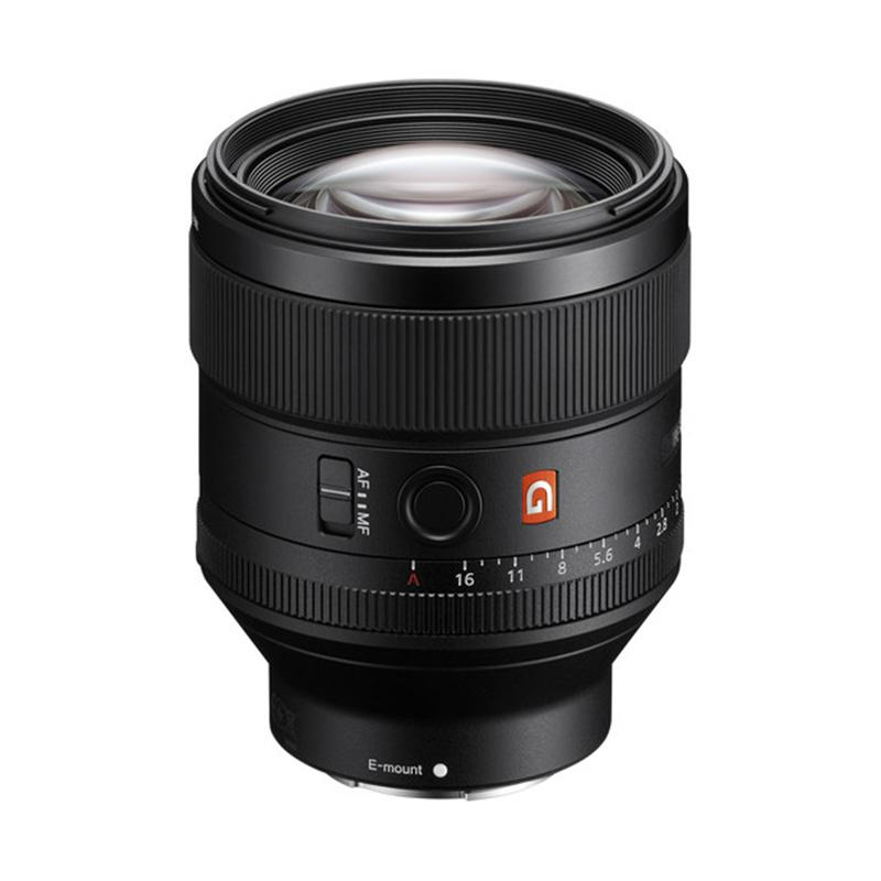 SONY FE 85mm f/1.4 GM Lensa Kamera