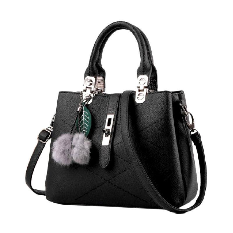 PGI T2-054 Fashion Bag Tas Wanita - Hitam