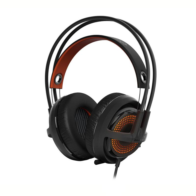 SteelSeries Siberia 350 Headset - Black / White